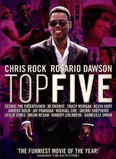 Top five /  directed by Chris Rock.