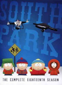 South Park : the complete eighteenth season