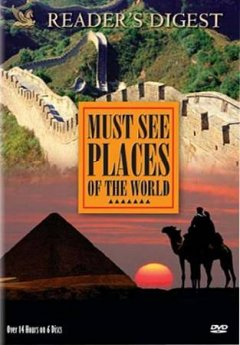 Must see places of the world [6-disc set].