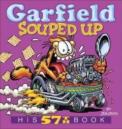 Garfield souped up /  Jim Davis. - Jim Davis.