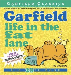 Garfield life in the fat lane /  Jim Davis. - Jim Davis.