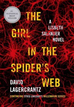 The Girl In The Spider's Web / David Lagercrantz - David Lagercrantz