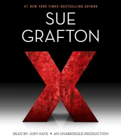 X /  Sue Grafton - Sue Grafton