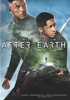 After Earth /  an Overbrook Entertainment/Blinding Edge Pictures production ; screenplay by Gary Whitta and M. Night Shyamalan ; produced by Caleeb Pinkett [and others] ; directed by M. Night Shyamalan. - an Overbrook Entertainment/Blinding Edge Pictures production ; screenplay by Gary Whitta and M. Night Shyamalan ; produced by Caleeb Pinkett [and others] ; directed by M. Night Shyamalan.