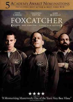 Foxcatcher /  Sony Pictures Classics presents ; an Annapurna Pictures production ; in association with Likely Story ; produced by Megan Ellison, Bennett Miller, Jon Kilik, Anthony Bregman ; written by E. Max Frye and Dan Futterman ; directed by Bennett Miller.