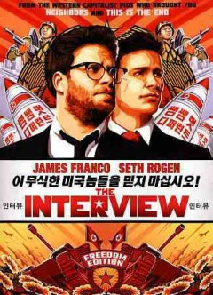 The interview /  Columbia Pictures presents ; in association with LStar Capital ; a Point Grey production ; story by Seth Rogan & Evan Goldberg & Dan Sterling ; screenplay by Dan Sterling ; produced by Seth Rogan, Evan Goldberg, James Weaver ; directed by Seth Rogen & Evan Goldberg.