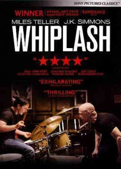 Whiplash /  a Sony Pictures Classics release ; Bold Film presents ; a Blumhouse/Right of Way production ; produced by Jason Blum, Helen Estabrook, Michel Litvak, David Lancaster ; written and directed by Damien Chazelle.