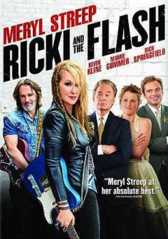 Ricki and the flash /  written by Diablo Cody; directed by Jonathan Demme ; produced by Marc Platt [and 3 others]. - written by Diablo Cody; directed by Jonathan Demme ; produced by Marc Platt [and 3 others].