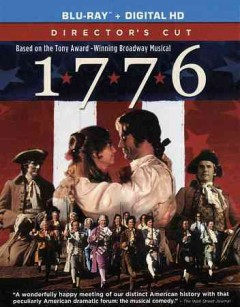 1776 /  book and screenplay by Peter Stone ; produced by Jack L. Warner ; directed by Peter H. Hunt. - book and screenplay by Peter Stone ; produced by Jack L. Warner ; directed by Peter H. Hunt.