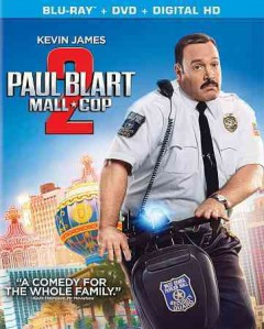 Paul Blart mall cop 2 /  Columbia Pictures presents in association with Lstar Capital ; a Happy Madison/Hey Eddie/Broken Road production ; written by Kevin James & Nick Bakay ; produced by Todd Garner, Kevin James, Adam Sandler, Jack Giarraputo ; directed by Andy Fickman. - Columbia Pictures presents in association with Lstar Capital ; a Happy Madison/Hey Eddie/Broken Road production ; written by Kevin James & Nick Bakay ; produced by Todd Garner, Kevin James, Adam Sandler, Jack Giarraputo ; directed by Andy Fickman.