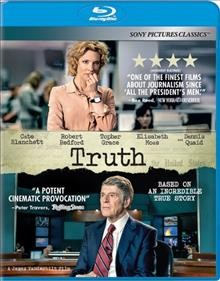 Truth /  Sony Pictures Classics and Ratpac Entertainment present ; produced by Bradley J. Fischer [and five others] ; screenplay by James Vanderbilt ; directed by James Vanderbilt. - Sony Pictures Classics and Ratpac Entertainment present ; produced by Bradley J. Fischer [and five others] ; screenplay by James Vanderbilt ; directed by James Vanderbilt.