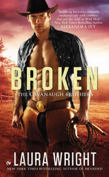 Broken - Laura Wright.