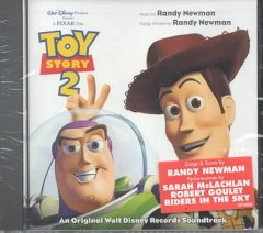 Toy story 2 /  music by Randy Newman ; songs written by Randy Newman.