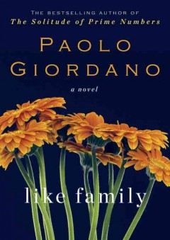 Like family /  Paolo Giordano ; English translation by Anne Milano Appel.