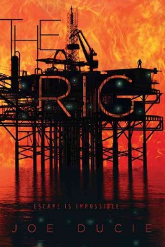 The Rig /  by Joe Ducie. - by Joe Ducie.