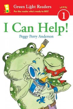 I can help! /  Peggy Perry Anderson. - Peggy Perry Anderson.