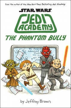 The phantom bully /  by Jeffrey Brown. - by Jeffrey Brown.
