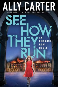 See how they run /  Ally Carter. - Ally Carter.