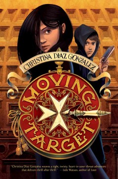 Moving target /  Christina Diaz Gonzalez. - Christina Diaz Gonzalez.