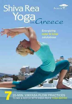 Shiva Rea yoga in Greece