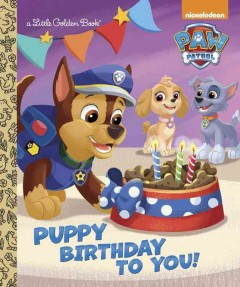 Puppy birthday to you! /  illustrated by Fabrizio Petrossi. - illustrated by Fabrizio Petrossi.