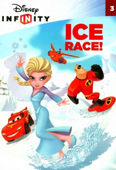 Ice race! /  by Amy Weingartner ; illustrated by Fabio Laguna and James Gallego. - by Amy Weingartner ; illustrated by Fabio Laguna and James Gallego.