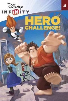 Hero challenge! /  by Amy Weingartner ; illustrated by Fabio Laguna and James Gallego. - by Amy Weingartner ; illustrated by Fabio Laguna and James Gallego.