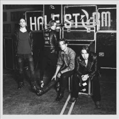 Into the wild life /  Halestorm. - Halestorm.