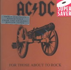 For those about to rock we salute you /  AC/DC. - AC/DC.