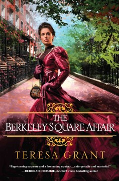The Berkeley Square affair /  Teresa Grant. - Teresa Grant.