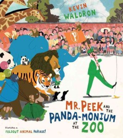 Panda-monium at peek zoo - Kevin Waldron.