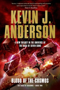 Blood of the cosmos /  Kevin J. Anderson. - Kevin J. Anderson.