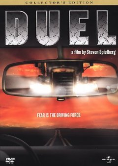 Duel /  Universal presents ; screenplay by Richard Matheson ; produced by George Eckstein ; directed by Steven Spielberg. - Universal presents ; screenplay by Richard Matheson ; produced by George Eckstein ; directed by Steven Spielberg.