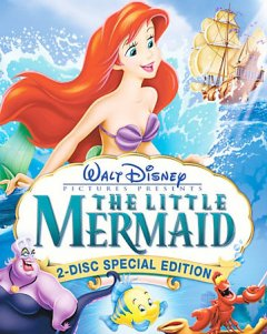 The little mermaid /  Nina Saxon Film Design ; Silver Screen Partners IV ; Walt Disney Pictures ; writers, Roger Allers, Ron Clements, John Musker ; directors, Ron Clements, John Musker.