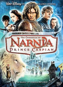 The chronicles of Narnia : Prince Caspian / Walt Disney Pictures and Walden Media present an Andrew Adamson film ; a Mark Johnson/Silverbell Films production ; produced by Mark Johnson, Andrew Adamson, Philip Steuer ; screenplay by Andrew Adamson & Christopher Markus & Stephen McFeely ; directed by Andrew Adamson.