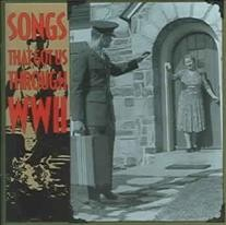 Songs that got us through WWII.
