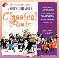 A child's celebration of classical music.