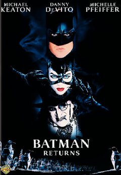 Batman returns /  Warner Bros. presents a Tim Burton film ; executive producers, Jon Peters and Peter Guber ; executive producers, Benjamin Melniker and Michael E. Uslan ; screenplay by Daniel Waters ; produced by Denise Di Novi & Tim Burton ; directed by Tim Burton.