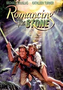 Romancing the stone /  Twentieth Century Fox ; written by Diane Thomas ; produced by Michael Douglas ; directed by Robert Zemeckis. - Twentieth Century Fox ; written by Diane Thomas ; produced by Michael Douglas ; directed by Robert Zemeckis.