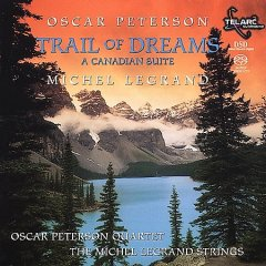 Trail of dreams : a Canadian suite - composed by Oscar Peterson ; arranged by Michel Legrand.