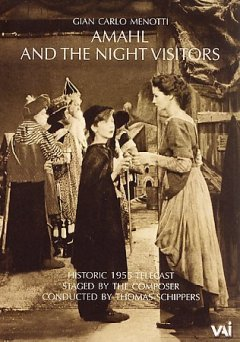 Amahl and the night visitors.