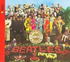 Sgt. Pepper's Lonely Hearts Club Band /  Beatles. - Beatles.