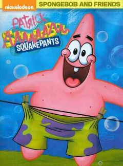 Spongebob and friends Patrick Squarepants