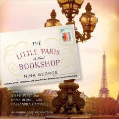 The little Paris bookshop : a novel / Nina George. - Nina George.