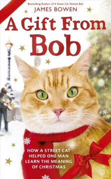 A gift from Bob : how a street cat helped one man learn the meaning of Christmas / James Bowen.
