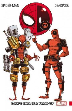 Spider-Man/Deadpool Volume 0, Don't call it a team-up.