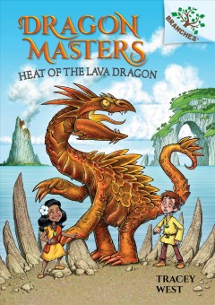 Heat of the lava dragon /  by Tracey West ; illustrated by Graham Howells. - by Tracey West ; illustrated by Graham Howells.
