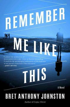 Remember me like this : a novel / Bret Anthony Johnston. - Bret Anthony Johnston.