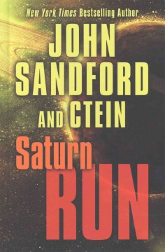 Saturn run /  by John Sandford and Ctein. - by John Sandford and Ctein.