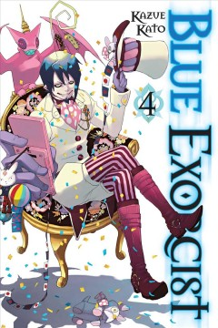 Blue exorcist Volume 4 /  Kazue Kato ; [translation & English adaptation, John Werry]. - Kazue Kato ; [translation & English adaptation, John Werry].